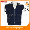 wholesale fashional hi vis workwear blue reflection vest