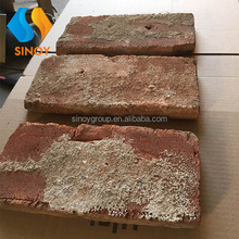 Hot sale used red clay bricks