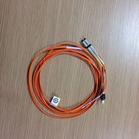 Fiber optic cable Multimode LC to ST 62.5/125