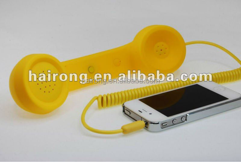 Hairong smart mobile speaking retro handset