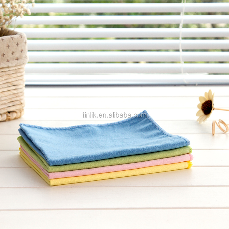 Wholesale High Quality Multi-functional Microfiber Household Cleaning Cloth 3 Pieces/Set