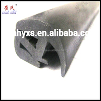 insulation flocking seal strip for auto window rubber