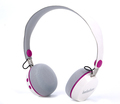 Hot sell overhead kid bluetooth 4.1 stereo headphone metal headband microphone bluetooth headset