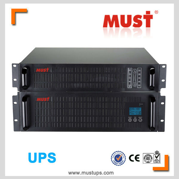 Rackmount type Office use professional online ups EH5110 series 2kva rack battery backup supplier india
