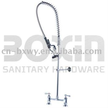 NSF Handle Commercial Dishwasher Sink Pre-rinse Faucets