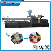 low density polyethylene granules/rapid mixer granulator/screw extruder for plastic granules