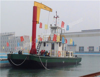 Highling Dredge Work Boat for Sale