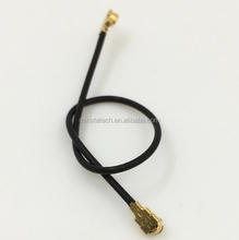 Black 1.13 Pigtail Cable U.FL to U.FL/IPEX