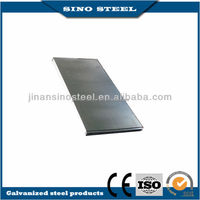 Good quality galvanized steel sheet folded