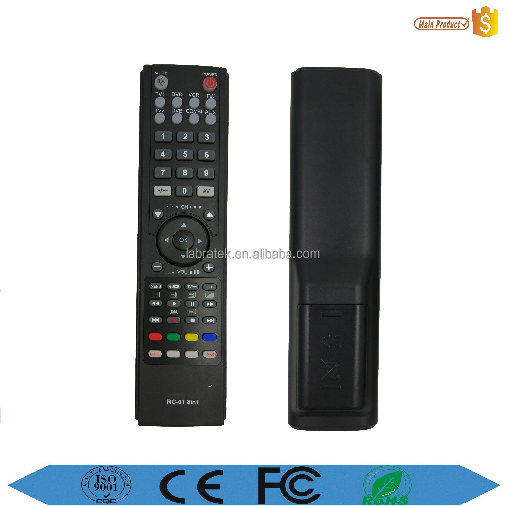 Russia market IPTV TV remote control in year 2017