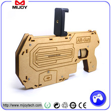 2017 Most hot trending products amusement games AR gun manufacturers support DIY design