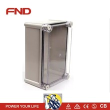 NEW Clear Cover ABS Electrical Enclosures