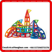 Promotion magnetic panels gift toys