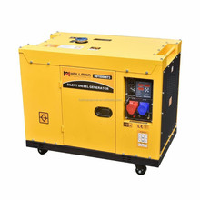 AC Three Phase Output Type portable diesel generator Silent type Diesel Generator 12kw 15kva 3 Phase 50Hz