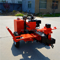TS400 wood log cutter and splitter for sale