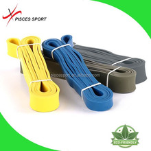hot selling variable resistance band and exercise band in latex