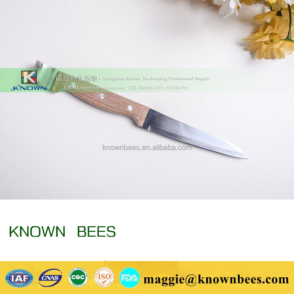 Beekeeping Equipment 1.2mm Thickness Dual-use Uncapping Knife for Honey Collection