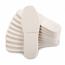 thicken high density extrusion sheepskin insole