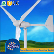 roof mounted wind turbine 10kw for home use off grid system,24v 48v horizontal axis wind turbine