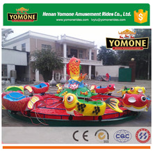 water amusement rides kiddy play games named carp jumps over the dragon gate for sale