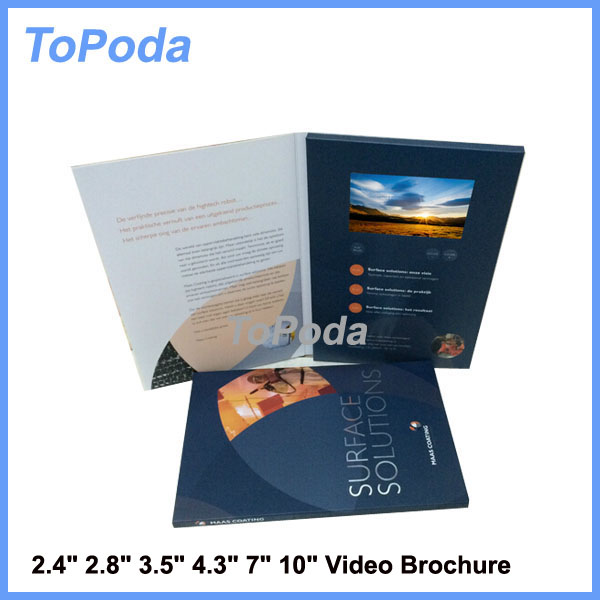 2016 Chinese video wedding invitation card