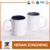low price wholesale ceramic white dinner mugs 11oz of color glazed