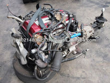 Nissan used engines and half cut cars S13 S14 S15 Silvia 200sx SR20DET