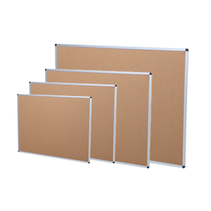 Bulletin Board Set Cork Board Message Memo Picture Board for Home Office School Cubicle Presentation Display and Planning