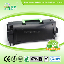 Toner Cartridge Compatible for MS710 MS711 MS810 MS811 MS812 523HE High Quality Printer Parts 25000Pages