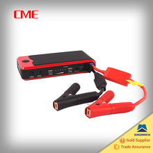 High capacity jump starter for all 12V car