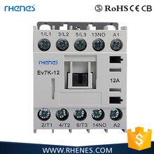 factory price AC440V din rail mounted mini tc contactor