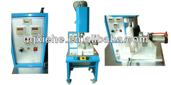 Non Positioning Plastic Rotary Melting Machine