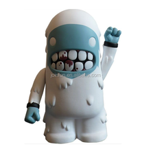 custom make blank vinyl toy for kids,OEM production custom blank vinyl figure