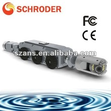 ShenZhen Schroder pipeline inspection robot video system hersteller