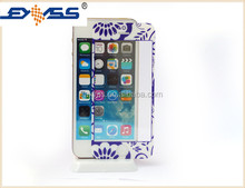 Hot in China tempered glass cartoon screen protector for iphone 5s (GLASS SHIELD)