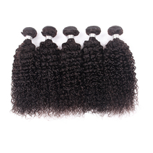 Human Brazilian Hair Weaves 7A Deep Wave Curly Hair curl Wet And Wavy Brazilian Hair bundles