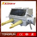 stainless steel glove box with dry air and vacuum function