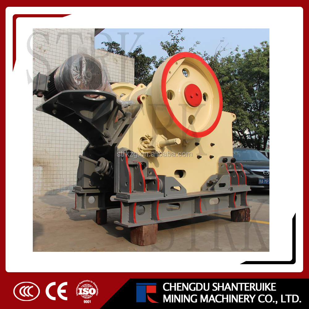 2017 high efficient large capacity recycled waste plastic crusher machine prices