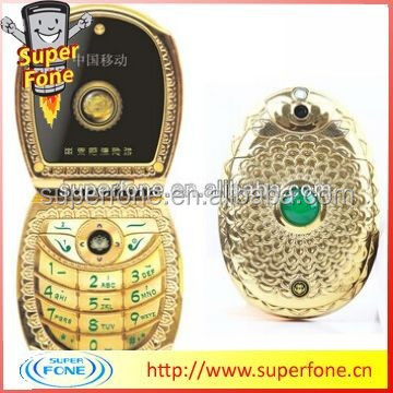 2014 new 1.44 inch Buddha Flip Android Phone with Dual Sim (268)