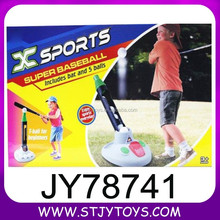 super baseball set with bat and 5 balls for sale