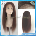 18 inch yaki atraight wig lace front, lace front wig baby hair for black women, fashion front lace wig for black
