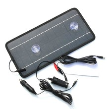 Monocrystalline 8.5W 18V Solar Panel Charger For <strong>Mobile</strong> <strong>Phone</strong>/<strong>Mobile</strong> Power Bank Solar Car Charger 12V Battery Charger