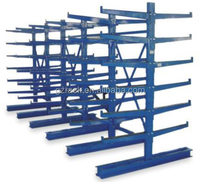 strong heavy loading hot seller secure logistic equipment Cantilever lumber rack