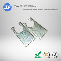 Aluminum Sheet Metal Stamping punching parts for mobile phone