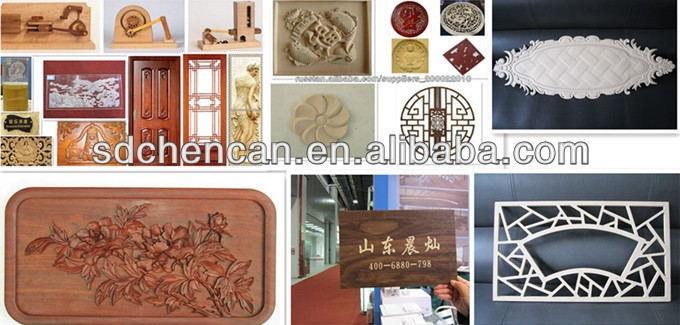 1325 wood 3D CNC Router / China cheap price woodworking CNC machine