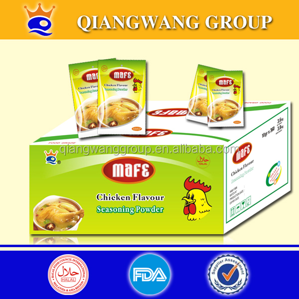 Halal Products Seafood Spices Chicken Powder Seasoning