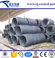SAE1012 5.5mm Steel Wire Rod