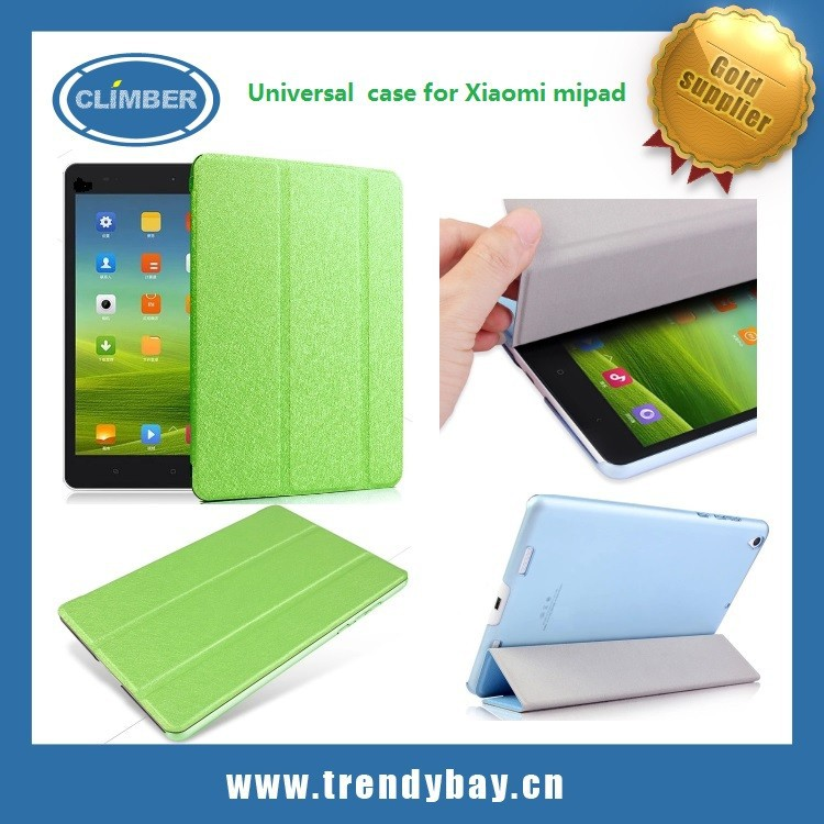 OEM sales smart case cover for xiaomi mipad 7 inch tablet, for For xiaomi mipad case