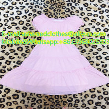 Puff dress used secondhand clothing First grade quality second hand clothing