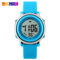 Promotional colorful Jelly kids silicone bracelet wristbanad watch